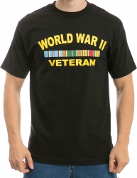 View Buying Options For The RapDom World War II Veteran Ribbons Military Mens Tee