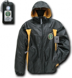 View Buying Options For The RapDom Army 2 Tone Zip-Up Hooded Mens Windbreaker Jacket