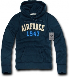 View Buying Options For The RapDom Air Force Standard Pullover Mens Hoodie Jacket