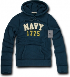 View Buying Options For The RapDom Navy Standard Pullover Mens Hoodie Jacket