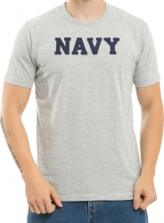 View Buying Options For The RapDom Navy Oceanside Applique Mens Tee