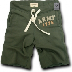 View Buying Options For The RapDom Army Normandy Mens Fleece Shorts