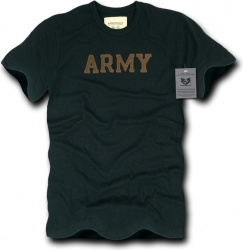 View Buying Options For The RapDom Army Basic Felt Applique Mens Tee