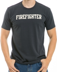View Buying Options For The RapDom Firefighter Basic Felt Applique Mens Tee