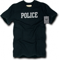 View Buying Options For The RapDom Police Basic Felt Applique Mens Tee