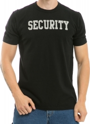 View Buying Options For The RapDom Security Basic Felt Applique Mens Tee