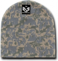 View Buying Options For The RapDom Camouflage Mens Short Beanie Cap