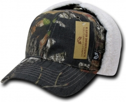 View Buying Options For The RapDom Camouflage Back Flap Mens Cap
