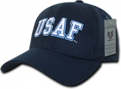 View Buying Options For The RapDom Air Force USAF FitAll Flex Mens Cap