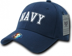 View Buying Options For The RapDom Navy FitAll Flex Mens Fitted Cap