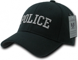 View Buying Options For The RapDom Police Text FitAll Flex Mens Cap