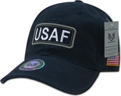 View Buying Options For The RapDom USAF Dual Flag Raid Unstructured Mens Cap