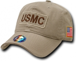 View Buying Options For The RapDom USMC Dual Flag Raid Mens Cap