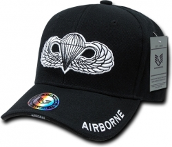 View Buying Options For The RapDom Airborne Badge The Legend Mens Cap