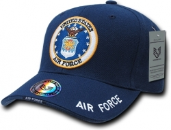 View Buying Options For The RapDom US Air Force Round The Legend Military Mens Cap
