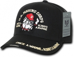 View Buying Options For The RapDom U.S. Marine Corps Bulldog The Legend Mens Cap