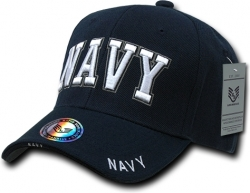 View Buying Options For The RapDom Navy Text The Legend Mens Cap