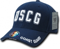 View Buying Options For The RapDom Coast Guard USCG Text The Legend Mens Cap