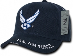 View Buying Options For The RapDom Air Force Hap Wings The Legend Mens Cap