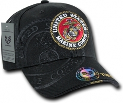 View Buying Options For The RapDom United States Marine Corps Round Shadow Mens Cap