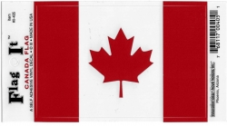 View Buying Options For The Canada Flag Car Decal Sticker [Pre-Pack]