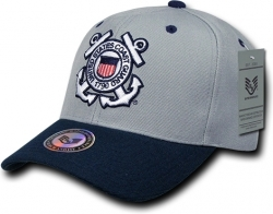 View Buying Options For The RapDom U.S. Coast Guard Branch Workout Mens Cap