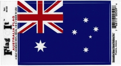 View Buying Options For The Australia Flag Car Decal Sticker [Pre-Pack]