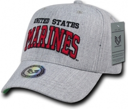 View Buying Options For The RapDom United States Marines Military Mens Snap Back Cap