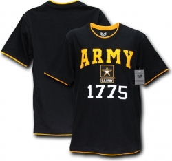 View Buying Options For The RapDom Army Pitch Double Layer Mens Tee