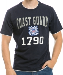 View Buying Options For The RapDom Coast Guard Pitch Double Layer Mens Tee