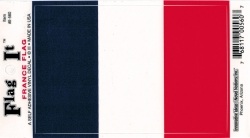 View Buying Options For The France Flag Car Decal Sticker [Pre-Pack]