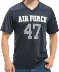 View Buying Options For The RapDom Air Force #47 Mens Football Practice Jersey