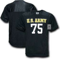 View Buying Options For The RapDom U.S. Army #75 Mens Football Practice Jersey