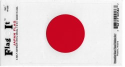 View Buying Options For The Japan Flag Car Decal Sticker [Pre-Pack]