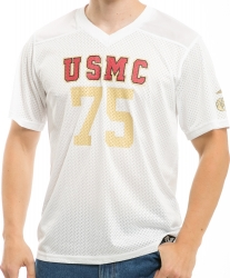 View Buying Options For The RapDom Marines USMC #75 Mens Football Practice Jersey