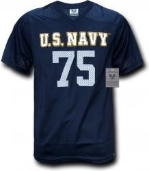 View Buying Options For The RapDom U.S. Navy #75 Mens Practice Jersey