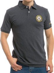View Buying Options For The RapDom United States Navy Logo Military Mens Polo Shirt