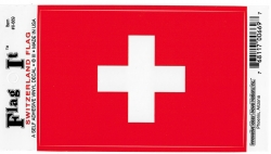 View Buying Options For The Switzerland Flag Car Decal Sticker [Pre-Pack]