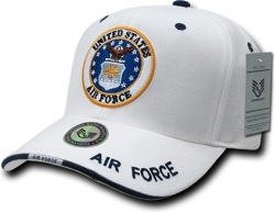 View Buying Options For The RapDom United States Air Force Emblem Military Mens Cap