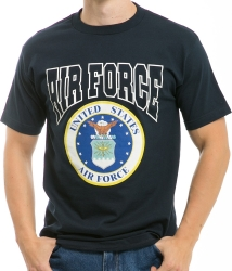 View Buying Options For The RapDom United States Air Force Classic Military Mens Tee