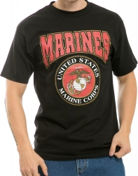 View Buying Options For The RapDom United States Marines Classic Military Mens Tee
