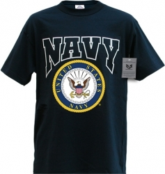View Buying Options For The RapDom United States Navy Classic Military Mens Tee