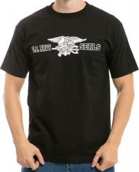 View Buying Options For The RapDom Navy Seals Classic Milit. Mens Tee