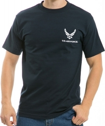 View Buying Options For The RapDom U.S. Air Force Wings Classic Military Mens Tee