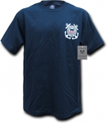 View Buying Options For The RapDom United States Coast Guard Basic Military Mens Tee