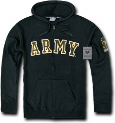 View Buying Options For The RapDom U.S. Army Full Zip-Up Mens Hoodie Jacket