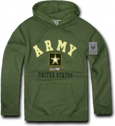 View Buying Options For The RapDom US Army Pullover Mens Hoodie