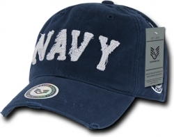 View Buying Options For The RapDom Navy Text Southern Cal Vintage Mens Cap