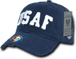 View Buying Options For The RapDom USAF Text Southern Cal Vintage Mens Cap
