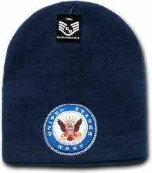 View Buying Options For The RapDom United States Navy Military Work Short Beanie Cap